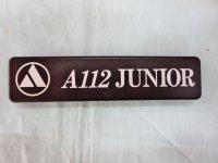 A112 ジュニア