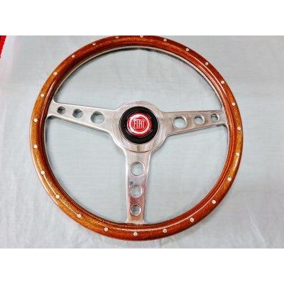 画像1: イタリア製 小径ウッド&リベット A