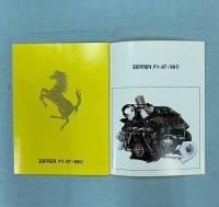 F1-87/88C   F1プレスカード