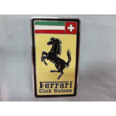 画像1: フェラーリクラブ スイス 9×5.1cm