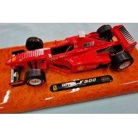 フェラーリF300 1998 フェラーリ社からのクリスマスプレゼント用 24×12