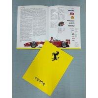 F2004   F1プレスカード