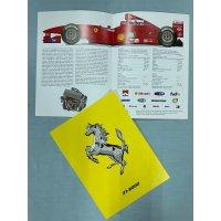 F1-2000   F1プレスカード