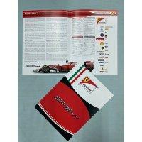 SF16-H   F1プレスカード
