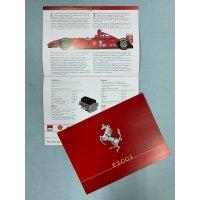 F2001   F1プレスカード