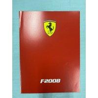 F2008   F1プレスカード