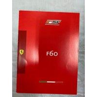 F60  F1プレスカード