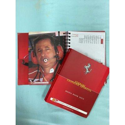 画像1: フェラーリF1 2002 メディアブック