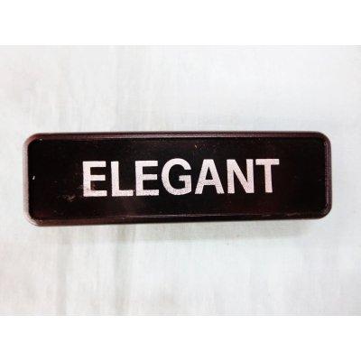 画像1: エレガント