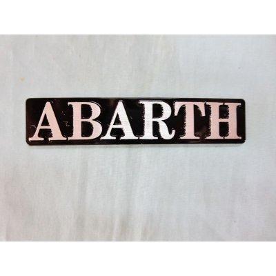 画像1: アバルト