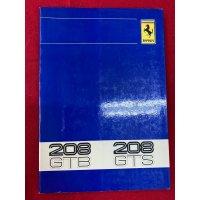 フェラーリ208 80