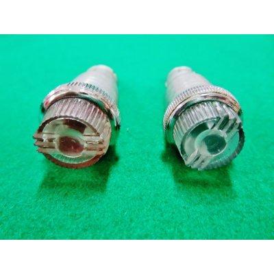 画像1: コクピット ランプ 赤&緑 2種類あり 内径1.8cm 端子1個