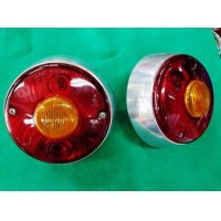 マセラッティ&ランチャ テールランプ セット 50年代 オリジナル新品未使用 17cm
