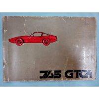 フェラーリ 365GTC4 1971 パーツマニュアル