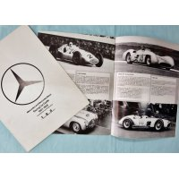 Mercedes and Mersedes Benz RACING CAR GUIDE
