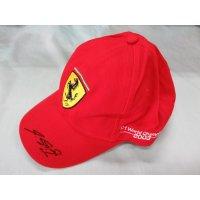フェラーリ純正 F1 2003 シューマッハ直筆サイン入り